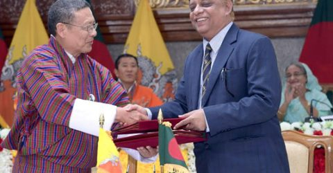 Dhaka, Thimphu ink five instruments on various fields