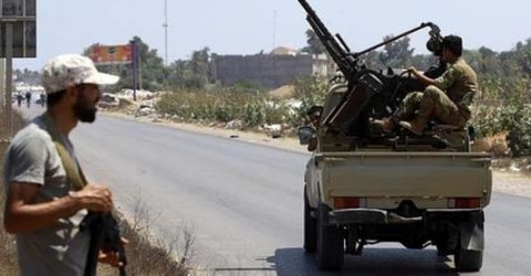 Libya clashes death toll rises to 32: UN-backed government