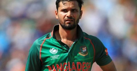 Mashrafe reaches another milestone ahead of WC
