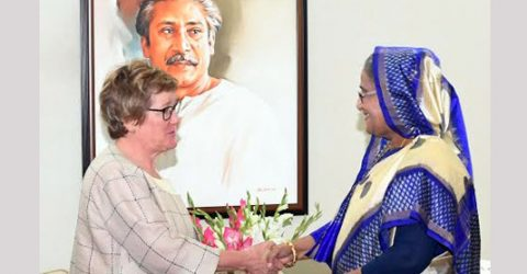Finland for continuing int'l pressure on Myanmar for Rohingya repatriation