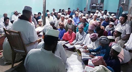 Shab-e-Barat observed in Rajshahi