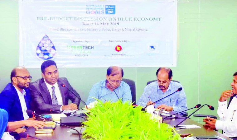 Need integrated efforts to utilise blue economy potential: Speakers