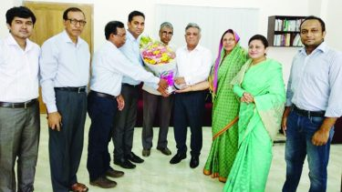 Dr A. S.M Maksud Kamal makes record by being Dean for the consecutive fourth time