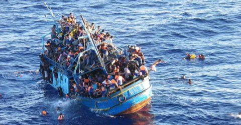 60 migrants drown off Tunisia: Red Crescent