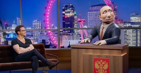 Spoof Talk Show Fronted by an Animated Vladimir Putin Coming to the BBC