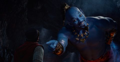 Box Office: 'Aladdin' Conjures $110 Million-Plus Over Memorial Day Weekend