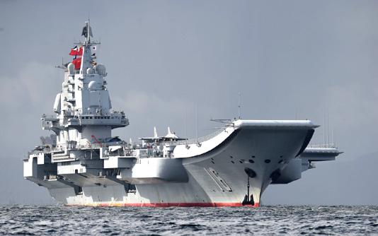 China building third aircraft carrier: think tank