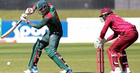 Bangladesh storm into tri-series final in emphatic fashion