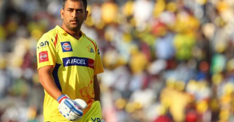 Dhoni vows changes after season of IPL 'failures'