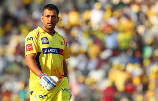 Goodbye India, hello IPL: Dhoni set to 'rule roost' in UAE