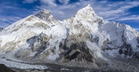 Another day at the office: Sherpa completes record 23rd Everest climb