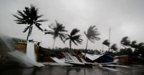 Fani wrath claims four lives in Bangladesh