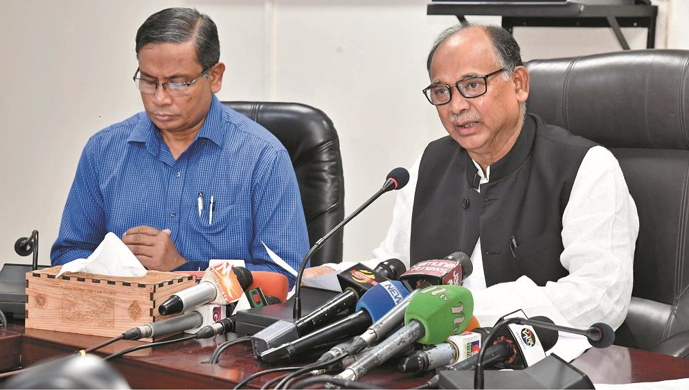 Govt plans improvement of railway services