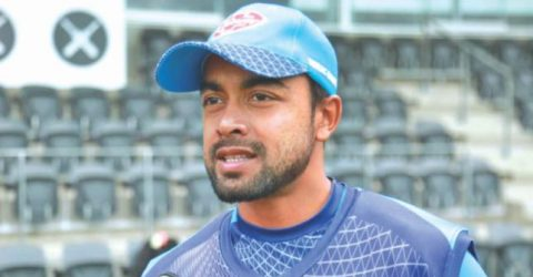 Rahi replaces Saifuddin as Bangladesh bowls against West
