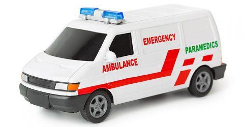 Sundarganj upazila health complex gets ambulance, jeep from government