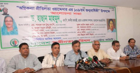 BNP starts losing political allies: Hasan