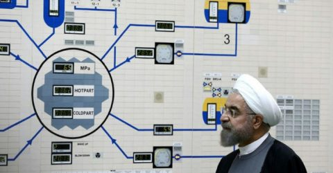 US sanctions scare EU firms from Iran, imperilling nuke deal