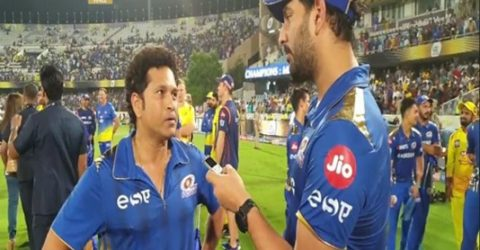 Bumrah best bowler in the world, says Tendulkar