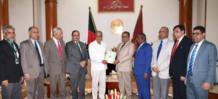 President urges Judicial Service Commission to deliver duties sincerely