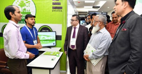 Clean technology fair begins promoting environment friendly metals