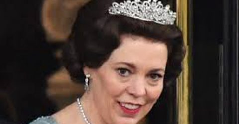 Queen honours 'The Crown' actress Olivia Colman