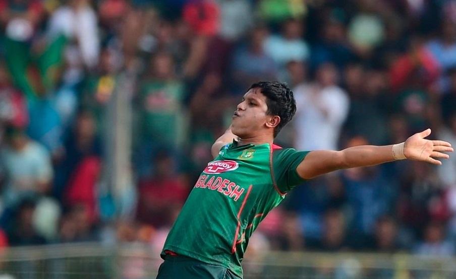 Saifuddin to miss T20 series in India