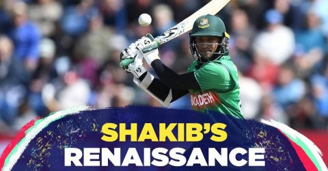 No one was scared in the wake of big chase : Shakib