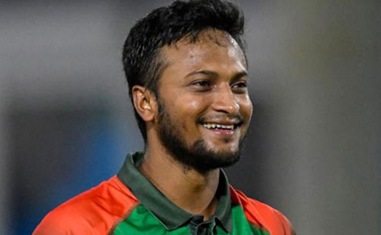 Shakib revels in No. 3 to make Tigers more potent