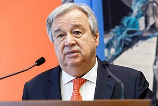 COVID-19 lays bare social inequality, warns UN chief