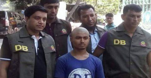 Main perpetrator behind Badda lynching on 5-day remand