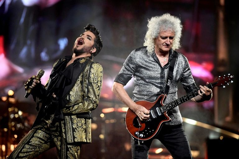 Queen, Adam Lambert to play Central Park show for foreign aid