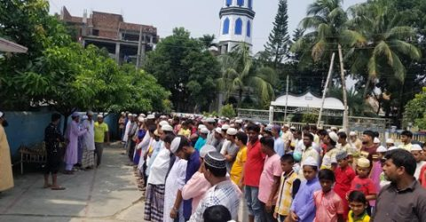 Newlyweds and 9 others buried in Sirajganj