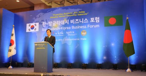 Korea keen to cooperate in energy, ICT, hi-tech: Lee