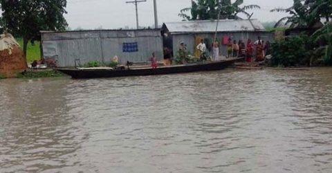 80 villages inundated in Bogura