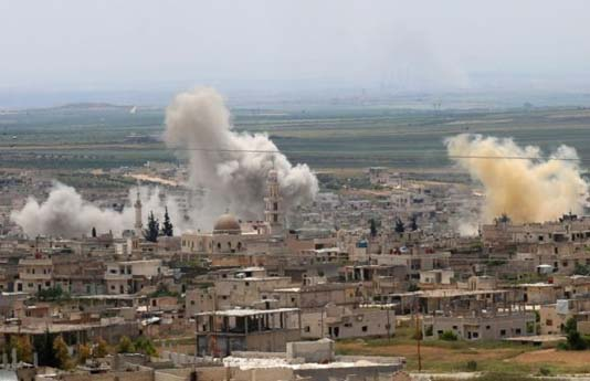 Clashes kill 56 fighters in northwest Syria: monitor