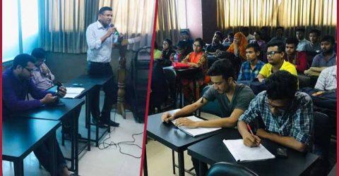 Workshop on Debating & Public Speaking Held at NUB