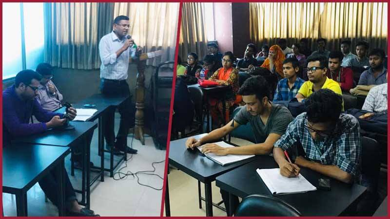 Workshop on Debating & Public Speaking Held at NUB