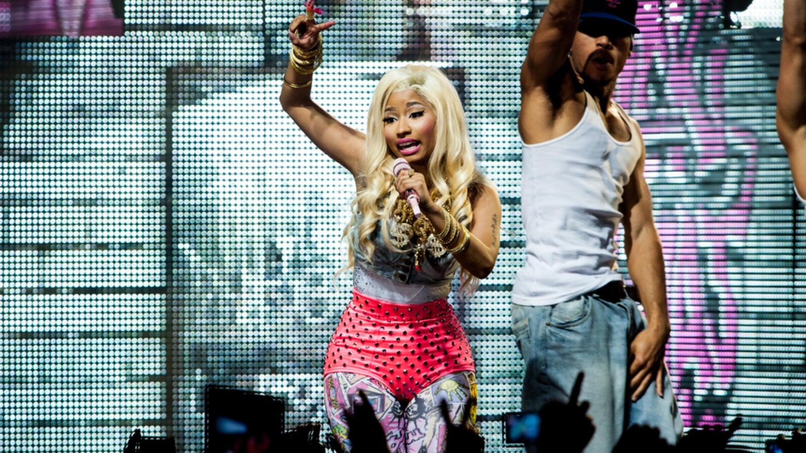 Nicki Minaj cancels her concert at Saudi Arabia