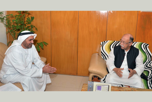 UAE keen to invest in food processing sector