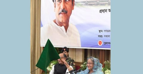 PM flags off Benapole Express