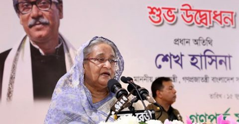 PM stresses formulation of master plan for development