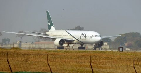 Pakistan reopens airspace, ending months of flight restrictions