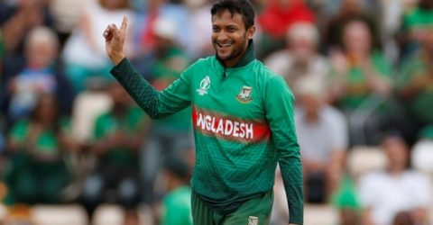 Shakib reaches another unique milestone