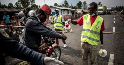 WHO hails new DRC aid in fight against Ebola