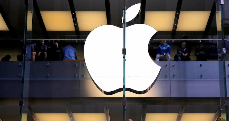 Apple will face tariffs on components imported from China: Trump