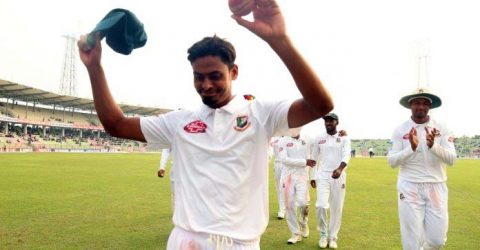 Bangladesh A concedes series after 2nd match ends in draw