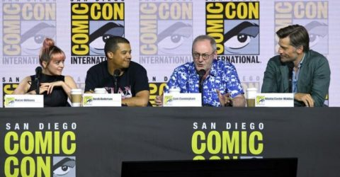 'Game of Thrones' cast defend final season at Comic-Con
