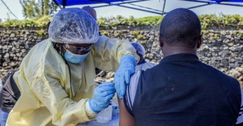 New Ebola case diagnosed in DR Congo's Goma: health official