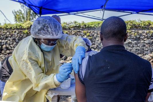New Ebola case diagnosed in DR Congo's Goma: health official