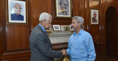"""Jaishankar to visit Bangladesh at a """"mutually convenient time"""""""
